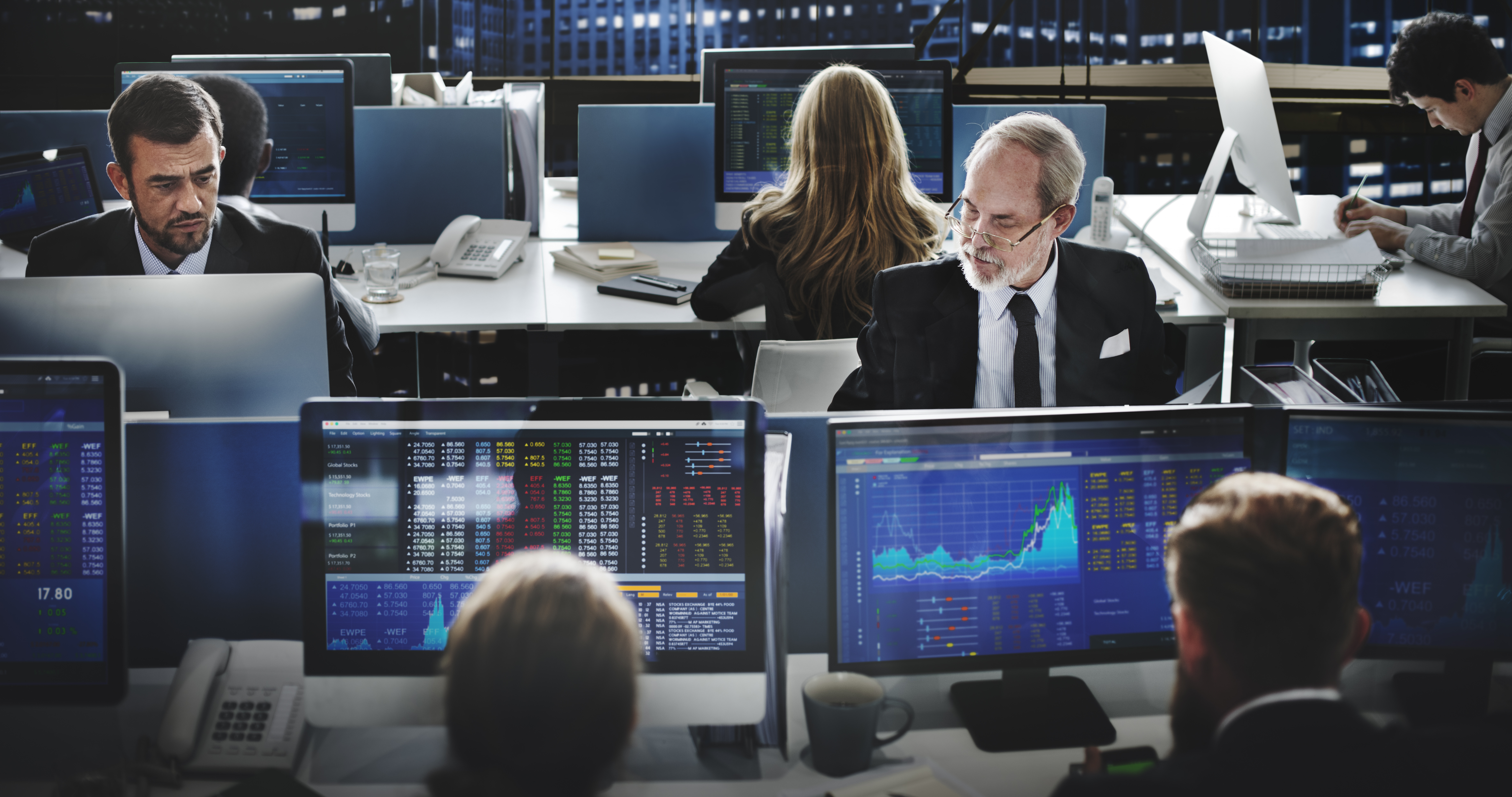 Becoming a Proprietary Trader - Blackwell Global
