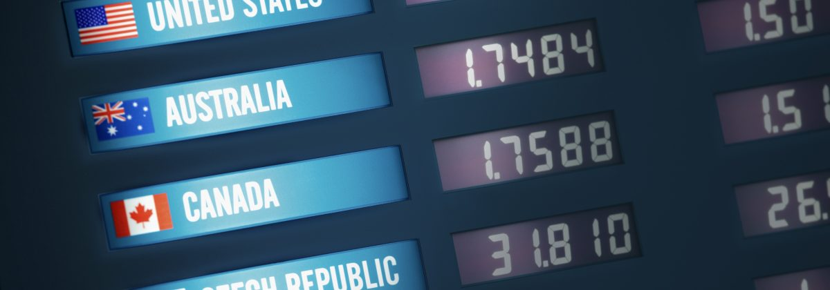 Currency Exchange vs Forex Broker