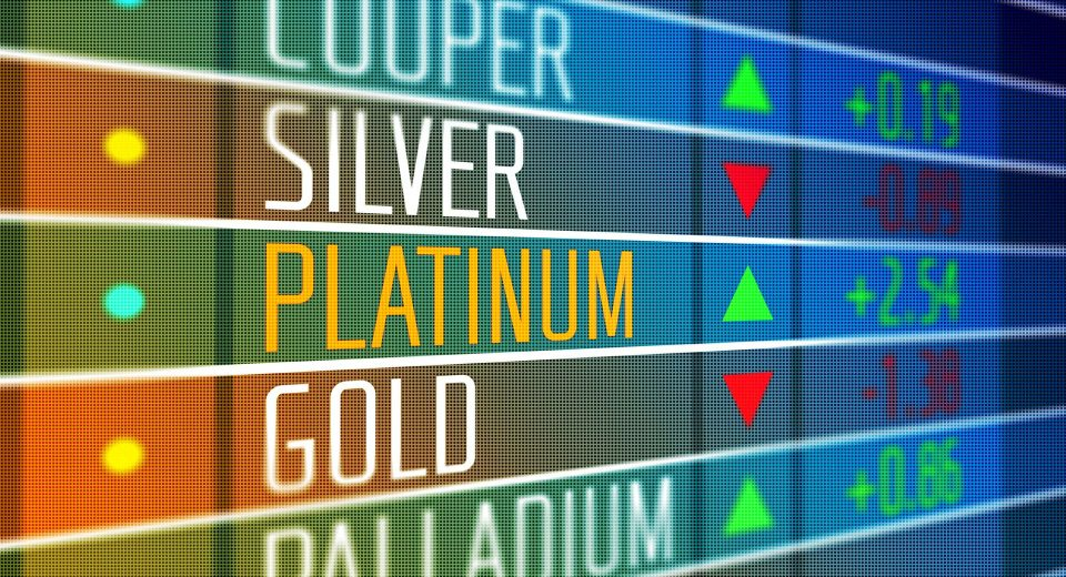 What's the Relationship between Forex and Precious Metals?