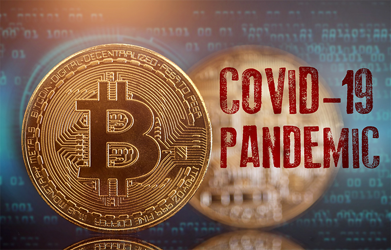 Bitcoin Declining Amidst Coronavirus - Blackwell Global - Forex Broker